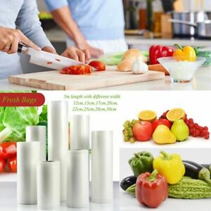 Sealing Kitchen Storage Vacuum Sealer Bags Fruit Fresh Keeper Pouch Food Seal