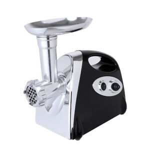 Commercial Electric Meat Grinder Sausage Maker Stuffer meat chopper with Handle