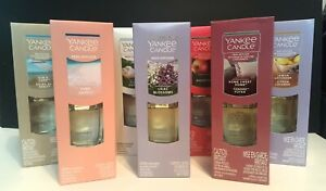 NEW YANKEE CANDLE REED DIFFUSER SET, BUY MORE & SAVE! 10+ SCENTS! FREE SHIPPING