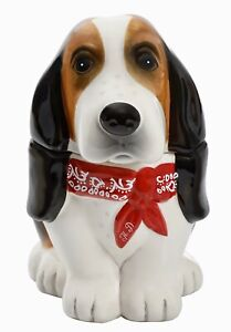 The Pioneer Woman Henry Cookie Candy Jar, Hound Dog,  New