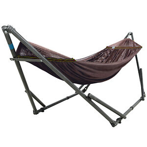 Tranquillo Portable Hammock Stand Universal Fit Adjustable Stand