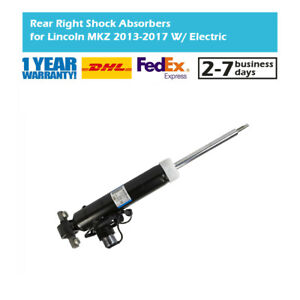 Fit Lincoln MKZ Rear Right Air Suspension Shock Absorber 2013 2020 Electronic $180.32