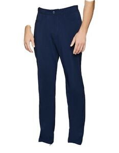 Mens Under Armour Golf Pants Navy 34x30 Straight Loose New With tags MSRP $65 $39.99