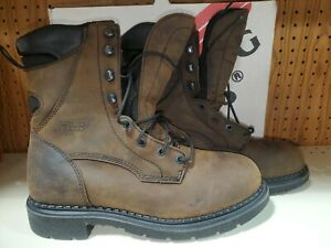 Redwing Boots 1411 Waterproof Insulated 8quot; Lacer Workboots