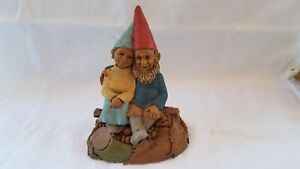 Remember Vintage Tom Clark Gnome Cairn Studios Excellent Condition