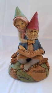 Memories Vintage Tom Clark Gnome Cairn Studios Excellent Condition