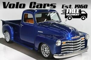 1949 Chevrolet Other Pickups  Less the 600 miles on meticulous build!