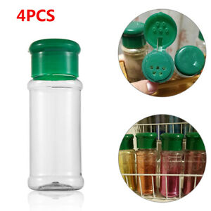 100ml Kitchen Tool Can Salt Pepper Condiment Bottle Seasoning Jar Cruet BBQ