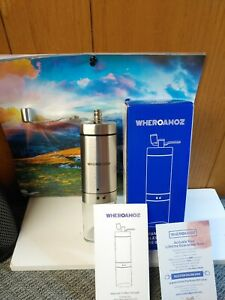 Wheroamoz  Manual Stainless Steel Coffee Grinder Free Shipping