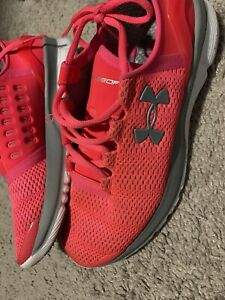 Under Armour Hot Pink Speedform Womens Shoes Size 8.5 $60.00