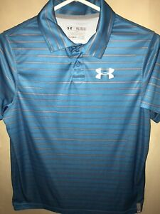 Youth Under Armour Golf Shirt Size XL $10.00