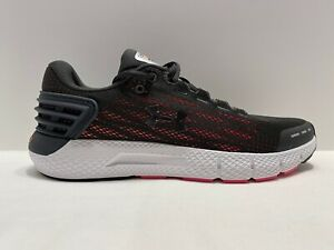 Under Armour Womens Charged Rogue Running Shoes Size 9 Pink 3021247 105 Black $39.99