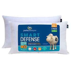 Serta Perfect Sleeper Bed Pillow 2 Pack– King Size Fast Shipping