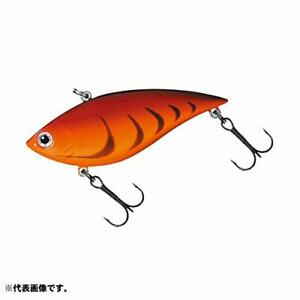 Daiwa lure T.D. vibration 63S-W K.S. Red Claw