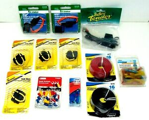 Refrigerator Power Conversion Parts Lot Fuse holders, butt splices, wire, etc.