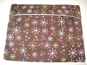 Microwave Baked Potato Bag - Multi Jacks on Brown
