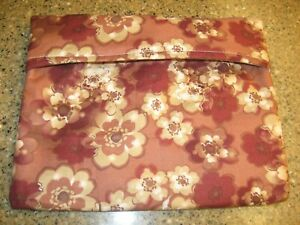 Microwave Baked Potato Bag - Tan/Brown Floral