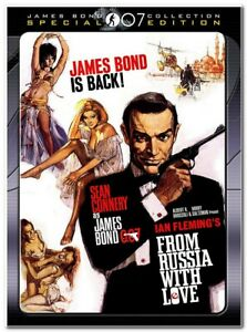 From Russia With Love Movie Poster 24x36quot; Frame Ready USA Shipped