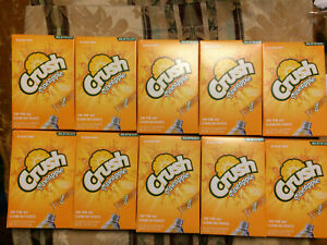 Crush Pineapple Singles To Go On The Go Drink Mix - Pack of 12 BOxes Only