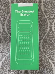 Vremi  - The Greatest Grater  with storage 4 Different Cheese Grates  New #19