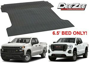 Dee Zee DZ87020 Heavy Duty Bed Mat For 2019 Silverado amp; Sierra New Free Ship