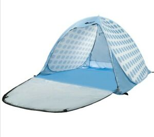Outdoor camping for 3 4 people automatic tent free setting up beach shade tent