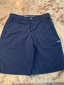 Under Armour Youth Small Golf Shorts $12.95