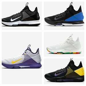 Nike Mens LeBron Witness IV Basketball Shoes BV7427 100% Authentic Free SHIP $67.99