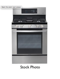 LG Gas Range with Easy Clean in Stainless Steel LRG3061ST