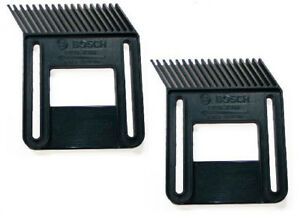 Bosch 2 Pack Of Genuine OEM Replacement Feather Boards # 2610927685-2PK