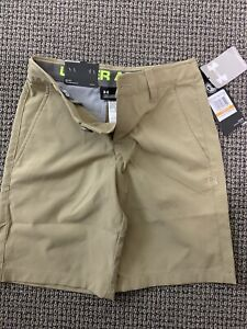 Under Armour Youth Small Golf Shorts NWT $20.00