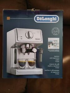 DeLonghi Espresso Machine,ECP3630, Stainless Steel Brand New In Box