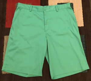 Nike Golf ⛳️ Dri Fit Tour Golf Shorts, Men's 34, Green, EUC $19.95