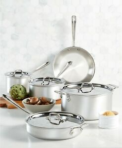 Brand New All-Clad  Master Chef  2-Quart Sauce Pan with Lid