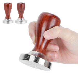 Coffee Bean Tamper Stainless Steel Powder Compactor Pressing Tools for Office $22.95