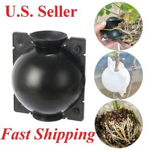 Plant High Pressure propagation ball Grafting Rooting air layering Device SM L