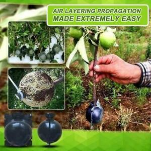6 pcs Size S Plant Growing Grafting Rooting Devices Box High Pressure Propagatio