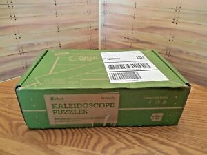 NEW Kiwi Co Crate quot;Kaleidoscope Puzzlesquot; w Mirrors Play Set for Age 5