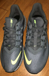 NEW Nike Running Mens Athletic Shoes Gray Size 8 $39.99