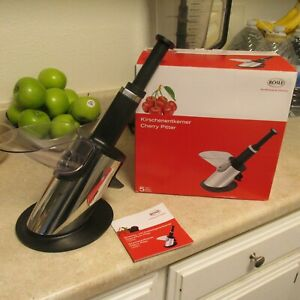 Professional Cherry Pitter Rosle Model #16281 in Original Box
