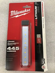 Milwaukee 2112 21 USB Rechargeable ROVER™ Pocket Flood Light New