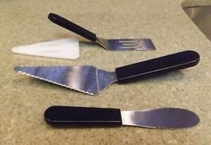 Pampered Chef Kitchen Utensils Lot of 3