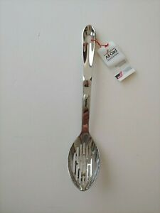 All Clad Metal Crafters LLC Slotted Spoon Professional Tools 13quot; $36.00