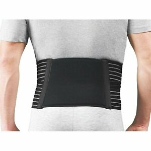 FLA Thermal Lumbar Support Black X Large $20.00