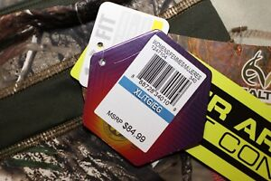 Womens Under Armour Cold Gear Camo Hunting Pants 1247104 340 XL Loose Fit NWT