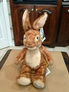 Build A Bear Peter Rabbit Plush New With Tags 20quot; $24.00