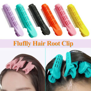 2pcs Volumizing Hair Root Clip Curler Roller Wave Fluffy Clip Styling Tools BEST