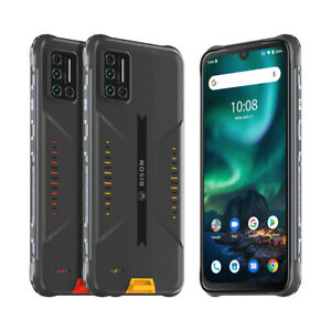 UMIDIGI BISON Rugged Smartphone Waterproof Shockproof 6GB 128GB Factory Unlocked $152.99