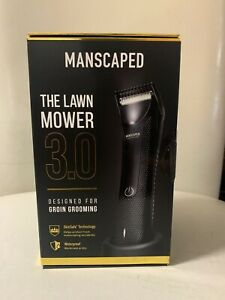 Manscaped The Lawn Mower 3.0 Rechargeable Wet Dry Hair Trimmer Black $85.99