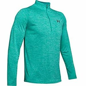 UNDER ARMOUR MENS TECH 2.0 1 2 ZIP LONG SLEEVE SHIRT ASSt SIZES 1328495 454 $24.99